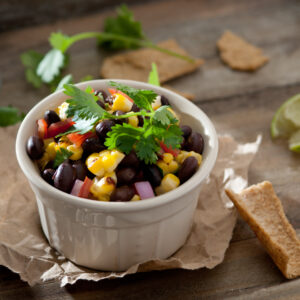 easy recipe for black bean salad