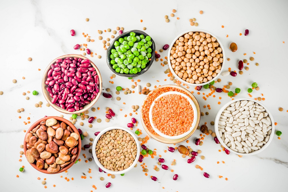 Find delicious and nutritious recipes to help increase your consumption of grain foods and legumes