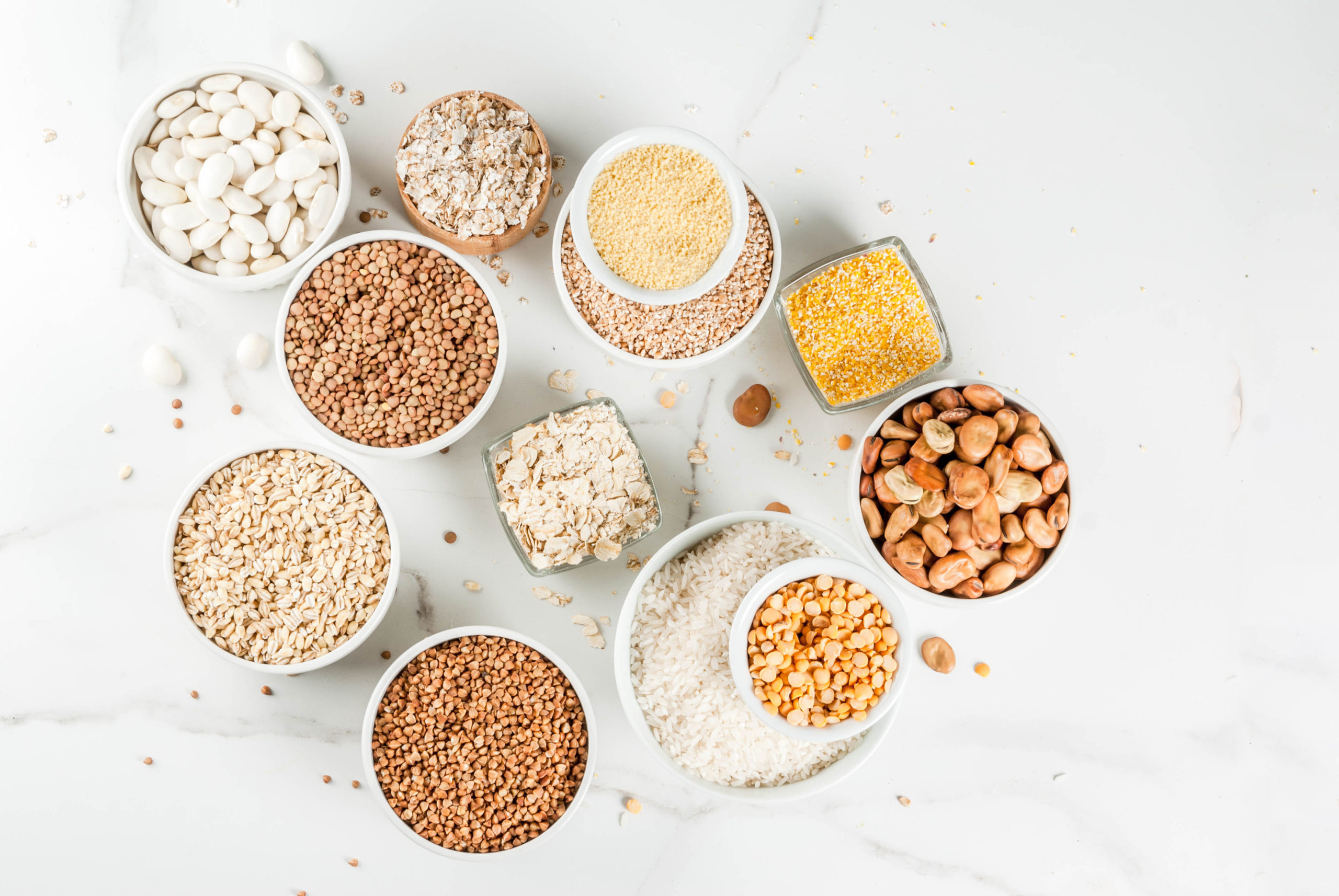 Sign up to our newsletter for the latest on grain and legume nutrition